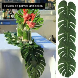 chemin-de-table-feuillage